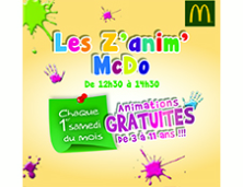 Z'anims McDo