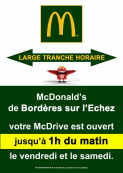large tranche horaire