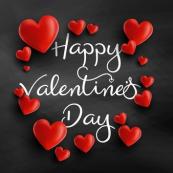 Nous aussi nous fêtons la St Valentin !