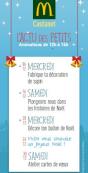 L'ACTU DES PETITS POUR NOEL!!!