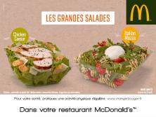 Découvrez nos deux nouvelles salades !