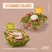 Découvrez les nouvelles Grandes Salades