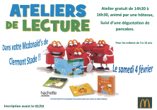 Atelier lecture
