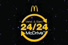 McDrive™ OUVERT 24h/24h