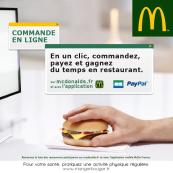 Votre compte McDo™ en ligne