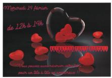 Animation gratuite pour les amoureux!!