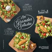 Les grandes Salades
