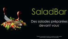 Le Saladbar!