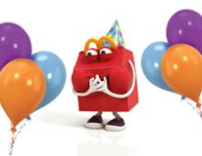 Les anniversaires chez McDonald's™.