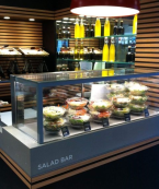 Le Salad Bar !