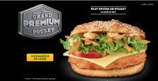 Grand Premium Poulet