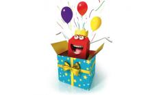 Venez fêter son anniversaire !!