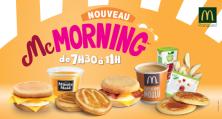 Le petit déjeuner à Rangueil dès 7h30!