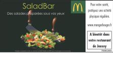 Venez découvrir nos nouvelles salades