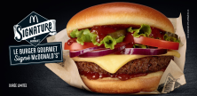 Beef BBQ Burger