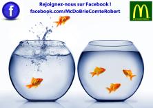 Page Facebook : Rejoignez-nous!