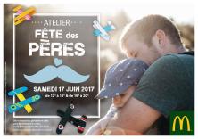 Atelier fête des Pères, samedi 17 juin !