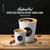 CAFE OFFERT