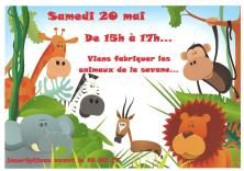 Animation gratuite pour les enfants