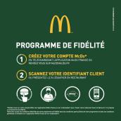 Programme de Fidélité McDonald's