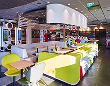 Votre restaurant tout beau tout neuf