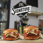 Nouveau, le Signature by McDonald's™