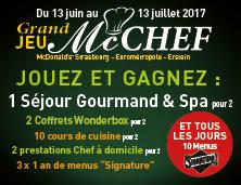 Grand Jeu McChef