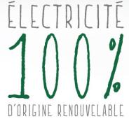 100% électricité