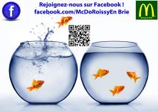 Nos actualités Facebook