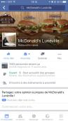 Votre McDonald's™ est sur Facebook