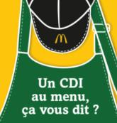 McDonald's™ recrute