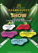 Vive les animations à Chambourcy !