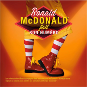 Venez accueillir Ronald !