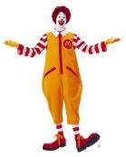 Ronald arrive dans ton restaurant!