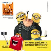 Les Minions Débarquent au McDo™Frejus
