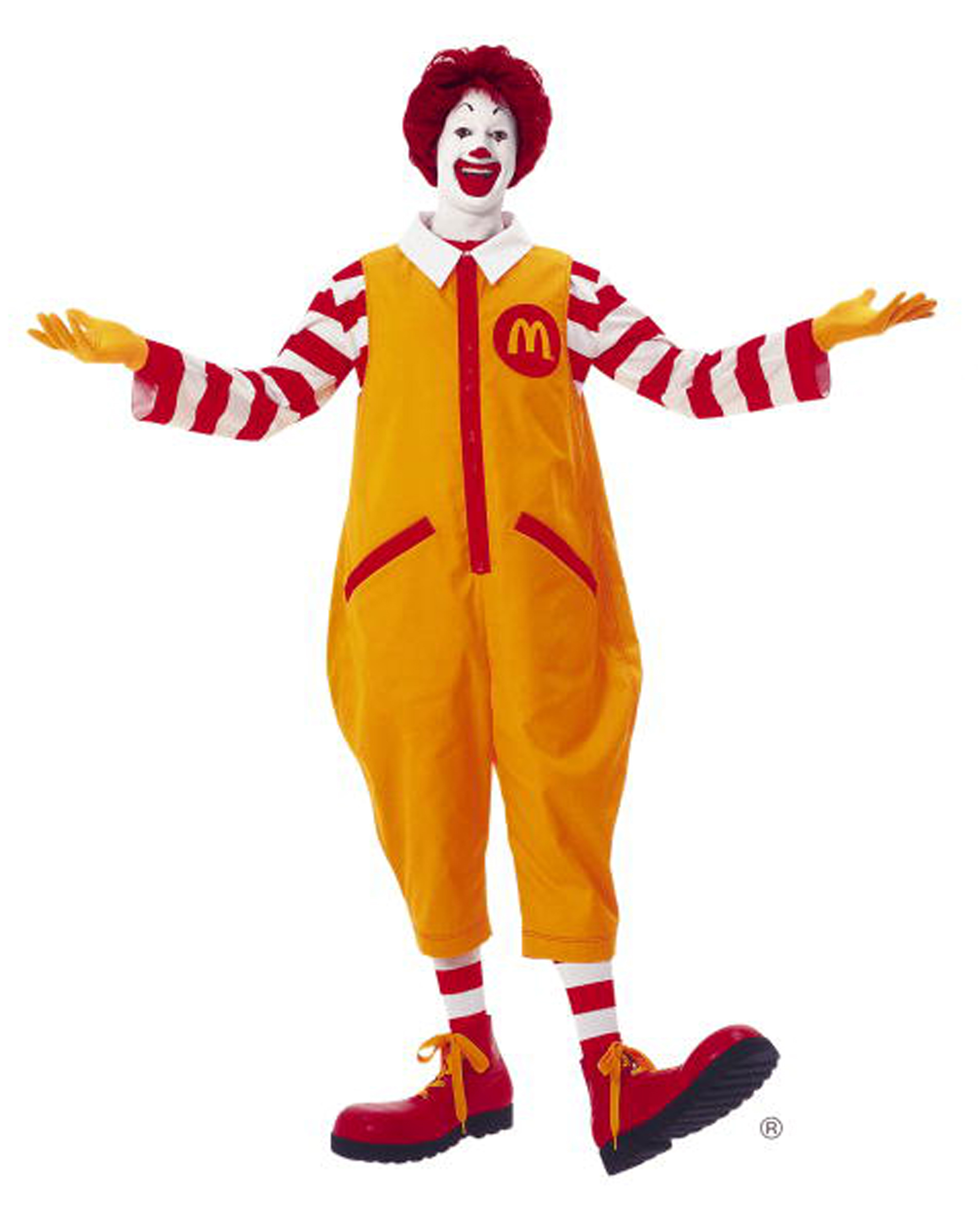 Ronald arrive le 31 octobre !