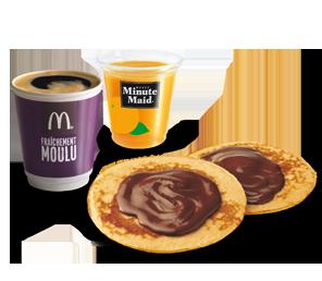 C'est l'heure du Petit Déjeuner !