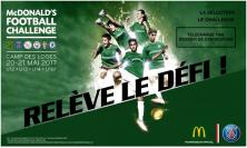 McDonald's™ Football Challenge !