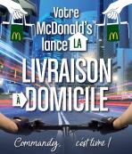 LIVRAISON A DOMICILE
