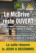 McDrive™OUVERT