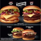 La gamme Signatures By McDonald's™