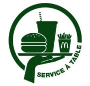 Découvrez le Service à Table