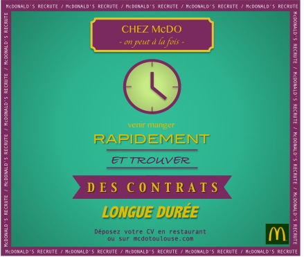 McDonald's™Recrute