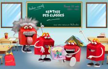 ANIMATION RENTREE DES CLASSES