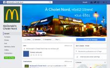 Rejoignez-nous vite sur Facebook !