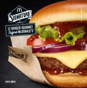 SIGNATURE by McDONALD'S