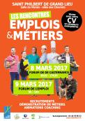 Forum de l'Emploi le 9 mars
