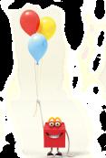 Happy débarque au cœur de l'anniversaire
