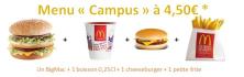 "Menu ""Campus"""