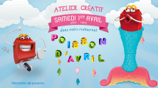 ANIMATION 1ER AVRIL